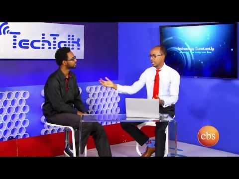 S6 Ep. 12 Interview With Cool Amharic Keyboard App Developer TechTalk With Solomon