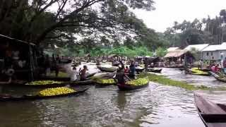 Beautiful Barisal : Backwater, Floating Market and Guava Garden