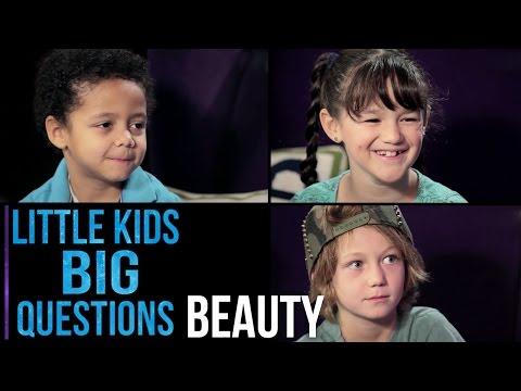 What Is Beauty Little Kids. Big Questions.