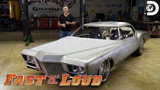The '72 Buick Riviera for SEMA | Fast N' Loud