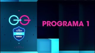 GG Liga TyC Sports IVECO de FIFA 17 - PROGRAMA 1