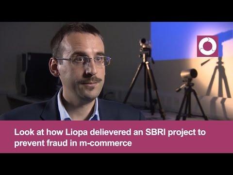 Invest NI SBRI Case Study | Liopa | Preventing fraud in m-commerce