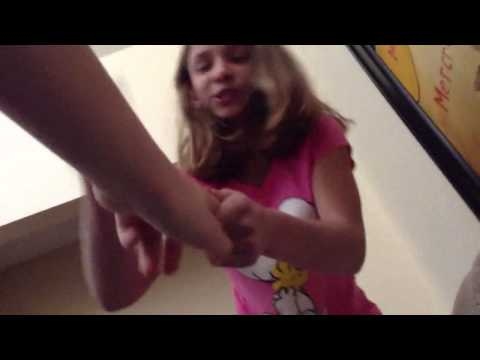 my sister raped my hand