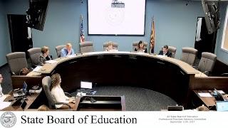 Arizona State Board of Education Live Stream