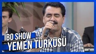 Yemen Türküsü - İbrahim Tatlıses - Canlı Performans
