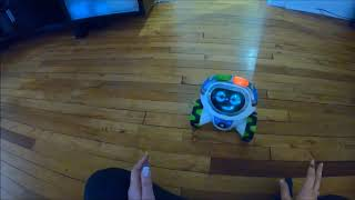 Fisher Price Movi Robot Blogger review