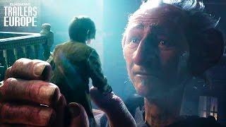 MI AMIGO EL GIGANTE de Steven Spielberg | Tráiler Oficial en español [HD]