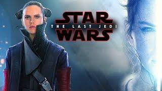 Star Wars Episode 8 The Last Jedi Rey Teaser Leak Explained! - Star Wars Explained