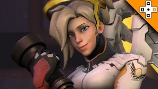 Overwatch Funny & Epic Moments 94 - BALLERINA MERCY - Highlights Montage
