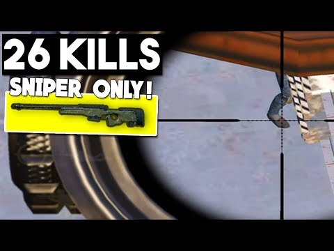 Xxx Mp4 SNIPER ONLY CHALLENGE 26 KILLS PUBG Mobile 3gp Sex