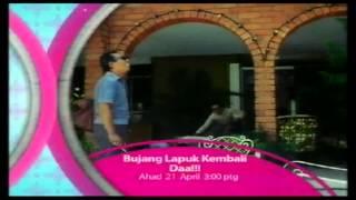 Promo Bujang Lapuk Kembali Daa!!! (Wayang) @ Tv3! (21/4/2013 - 3 petang)