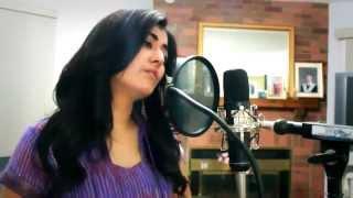 Pani Da Rang Acoustic Cover   Aakash Gandhi feat Jonita Gandhi   YouTube