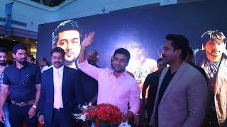 Surya Promotes Rahman's Lavender at Kochi   Lulu Mall