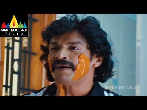 Kalpana Movie Upendra Bathing Scene | Upendra, Saikumar, Lakshmi Rai | Sri Balaji Video