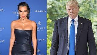 Kim Kardashian Slams Donald Trump He's Pissing Off Every Country