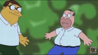 Homero Simpson vs griflin de padre de familia