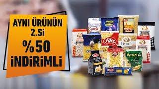 Tüm Bakliyat, Bulgur, Pirinç ve Makarna Çeşitlerinde Aynı Ürünün 2.