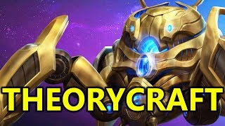 ♥ Fenix First Impressions & Theorycrafting - Heroes of the Storm (HotS Gameplay)