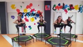 timmy trumpet & savage jumping fitness