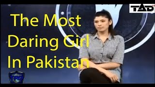 Salute from India to this pakistani girl Must Watch Video