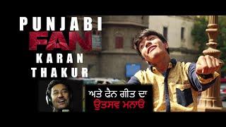 Punjabi FAN Song Anthem | Ghaint Fan - Harbhajan Mann | Tribute to SRK | Indore