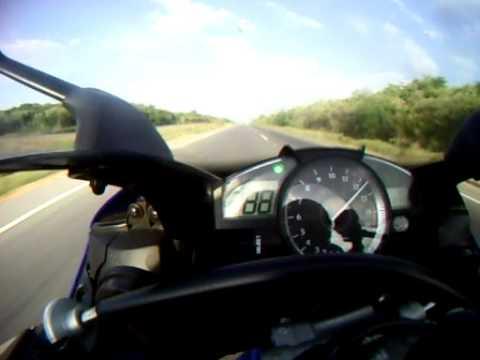 yamaha r1 290 km will venezuela 190 mh top speed