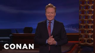 Conan Knows Who Really Wrote President Trump's Afghanistan Speech  - CONAN on TBS