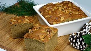 Coffee Walnut Cake - 咖啡核桃蛋糕