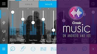How to Create your own Music on Android/iPhone (ft. Mr Tutorial Guy)