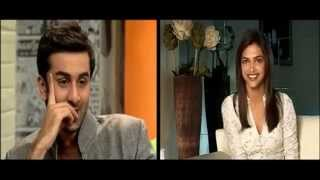 Deepika talks about Ranbir in Wake Up Sid Interview