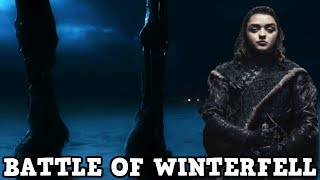 Game of Thrones Season 8 - The Battle of Winterfell Longest Episode Ever