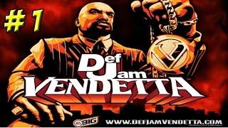 Def Jam: Vendetta! Part 1 - YoVideogames