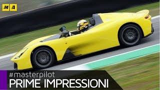 Dallara Stradale | semplicemente FOTONICA. Prova in pista al Mugello | Masterpilot (4K video)