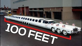 5 Most Unusual Limousines