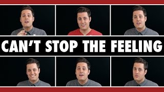 Can't Stop The Feeling - Justin Timberlake - Nick Pitera A Cappella Cover