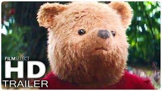 CHRISTOPHER ROBIN Trailer (German Deutsch) 2018