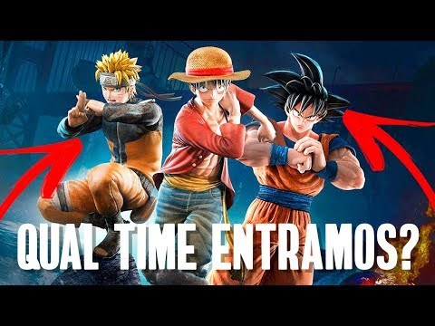 Xxx Mp4 TIME NARUTO TIME GOKU TIME LUFFY Jump Force 3gp Sex