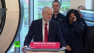 LIVE: Jeremy Corbyn makes speech on Brexit in Wakefield