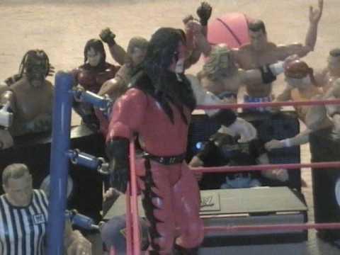 Undertaker vs Kane wrestlemania 14