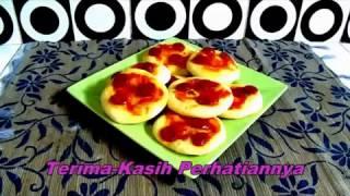 Resep Eanak Cara Membuat Pizza Mini Sederhana Praktis Homemade