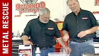 Best DIY Rust Remover: MOTORHEAD Garage