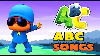 ABC Song | Shapes Song | English Nursery Rhymes And Kids Songs for children