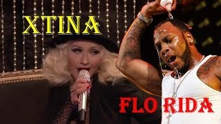 Christina Aguilera & Flo Rida - How I Feel (HQ Audio)