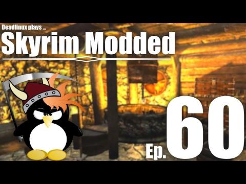 I WANT NEW ARMOR TOO! - Skyrim Modded Ep 60!