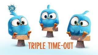 Angry Birds Blues | Triple Time Out - S1 Ep24