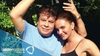 Mariana Seoane reacciona ante la difusión de mensajes personales de Juan Gabriel