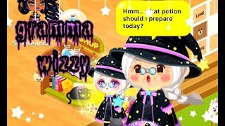 LINE Play - Becoming Gramma Wizzy