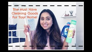 The Must Haves Cleaning Goods For Your Home! - Summer 2017