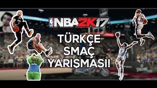 NBA 2K17   Smaç Yarışması (Türkçe) - Aaron Gordon vs Zach LaVine, Julius Erving vs Vince Carter !