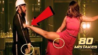 80 Logical Mistakes In RACE 3 (Full Movie) Salman Khan - Jacqueline Fernandez